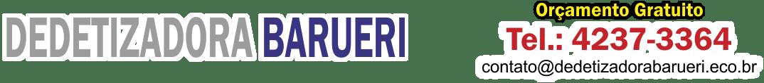 Dedetizadora em Barueri 24Hs Logo